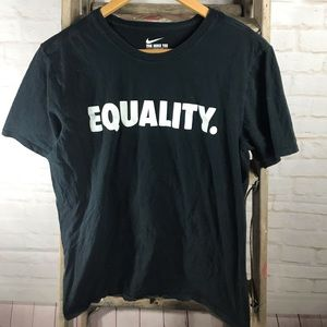 "Nike ""EQUALITY"" T shirt"